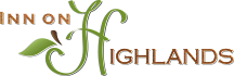 Inn on Highlands footer logo