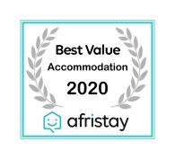 Inn on Highlands_Award_Best value accommodation